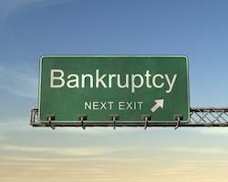 Bankruptcy and it's Impact on Collection Efforts